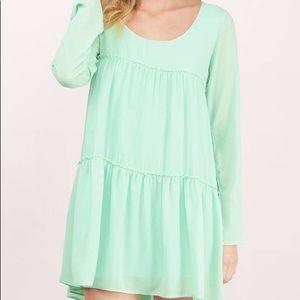 NWT Ruffle Dress
